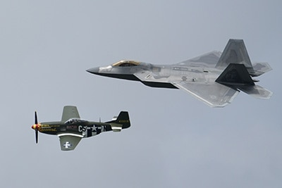 f22 raptor taken with sony a6500 sel70300g