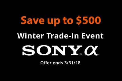 Sony Trade In