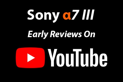 Sony a7 III Reviews