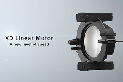 Sony XD Linear Lens Motor