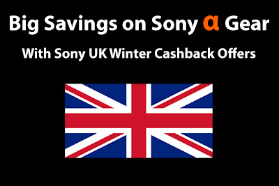 sony uk winter cashback