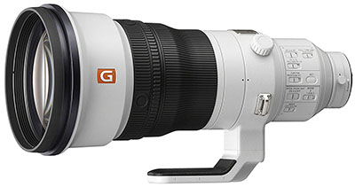 Sony FE 400mm F2.8 GM OSS Lens