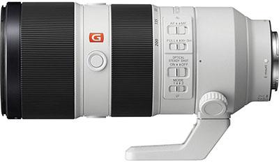 Sony FE 70-200mm F2.8 GM OSS Lens