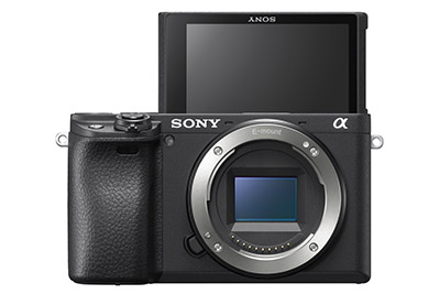 Sony Announces a6400 With Real-time Eye Autofocus, Real-time Tracking and World's Fastest Autofocus