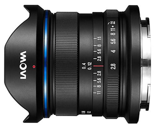 laowa 9mm f2.8 zero d lens