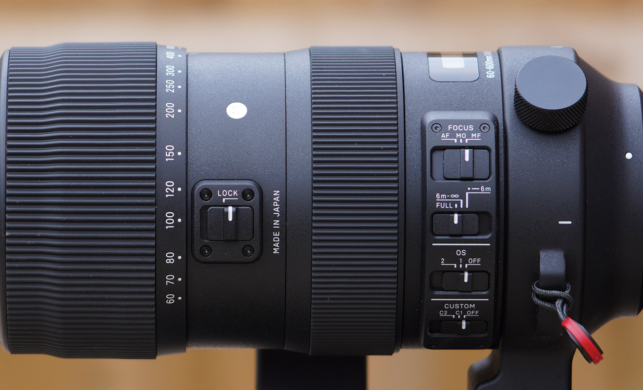 sigma 60-600 review controls