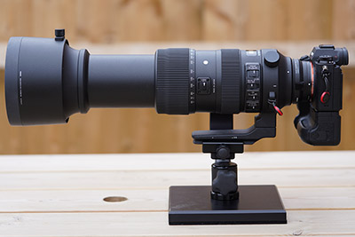 Sigma 60-600 Review Sony A9