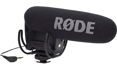 sony a9 microphone rode videomic pro r