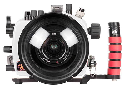 Ikelite 200DL Underwater Housing for Sony Alpha A9