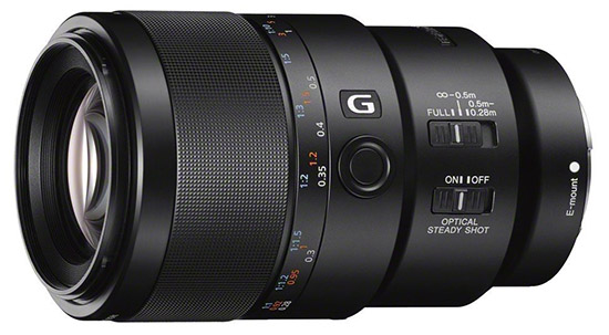 Sony FE 90mm F2.8 Macro G OSS a6000