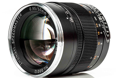 Mitakon Speedmaster 50mm F0.95 III