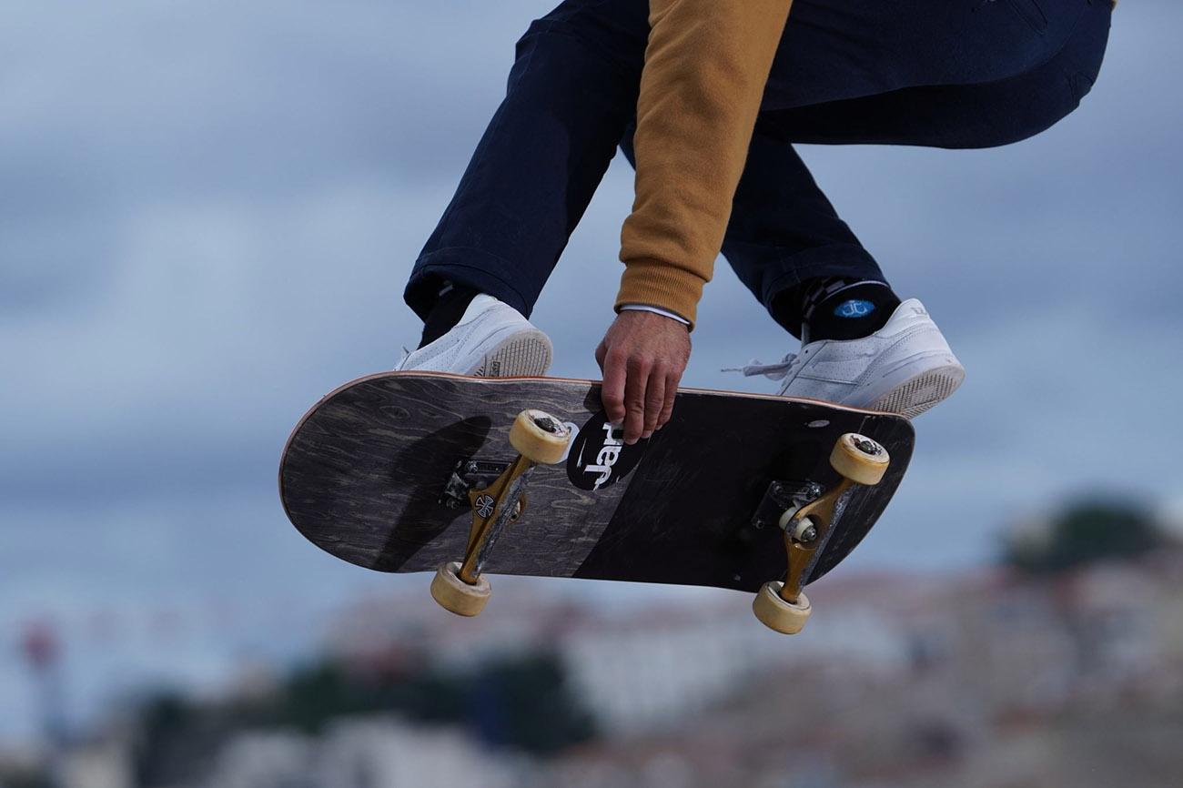 sony a6400 sample image skateboard wheels