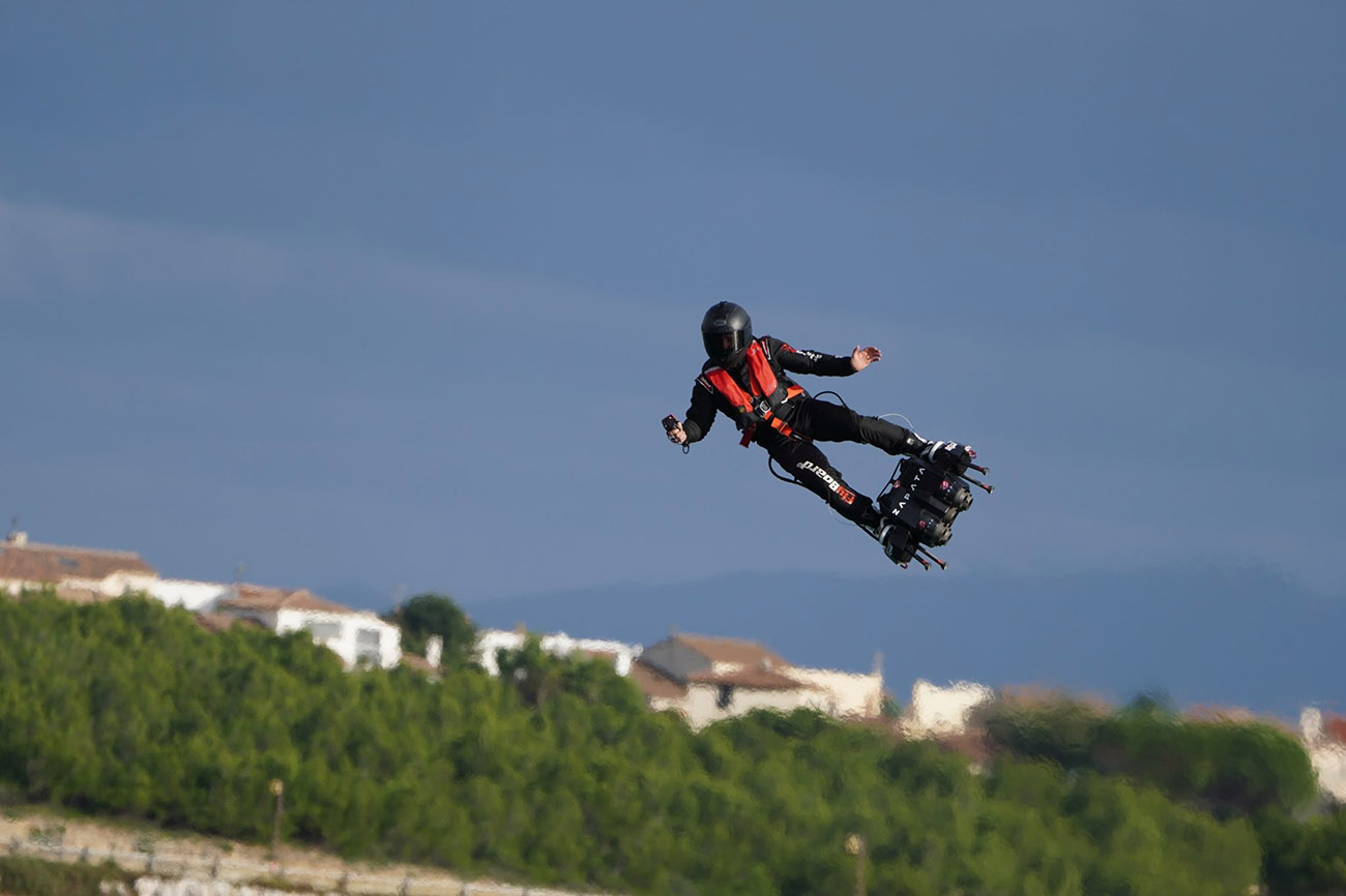 sony a6400 sample image zapata flyboard air