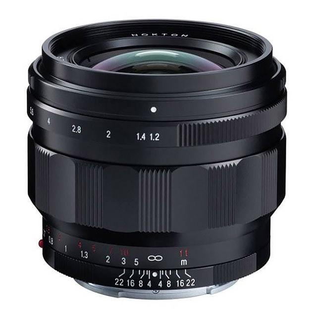 Voigtländer Nokton 50MM F/1.2 Full-Frame E-mount Lens
