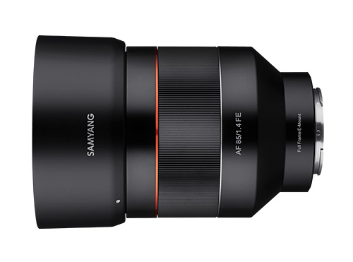 Samyang 85mm F1.4 FE Lens