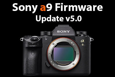 sony a9 firmware update