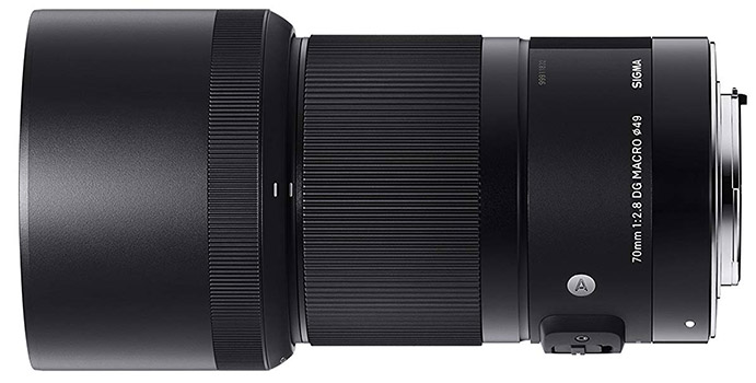 Sigma 70mm 2.8 DG Macro Art Lens for Sony E-mount