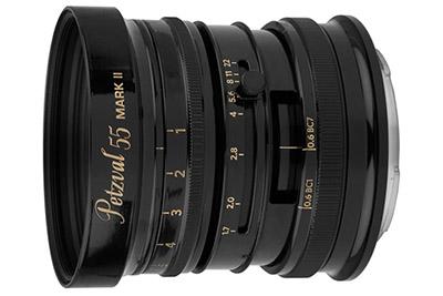 Petzval 55 mm f/1.7 MKII Lens
