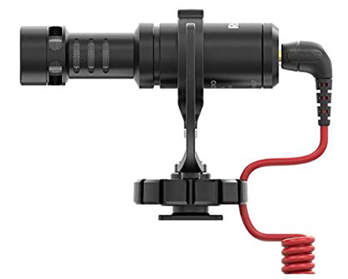 rode videomicro sony a6000 microphone