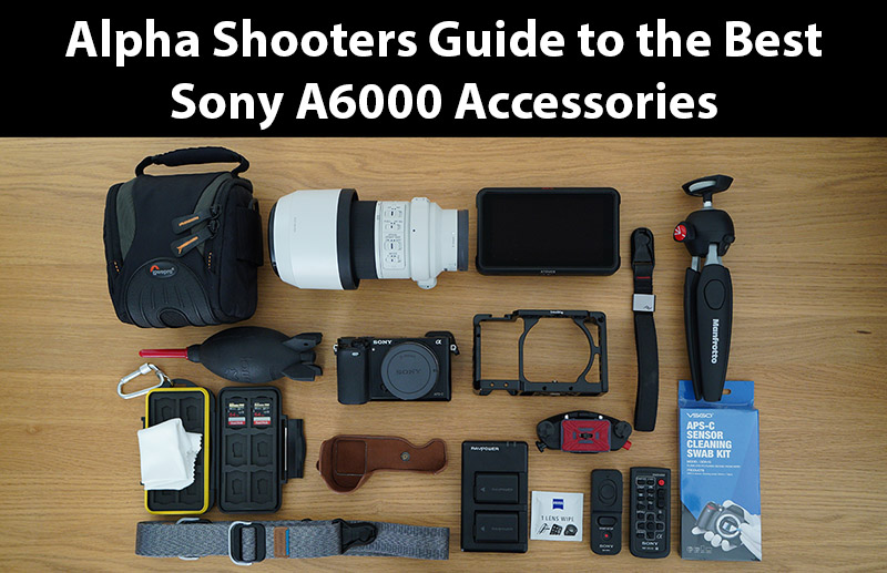 sony a6000 accessories