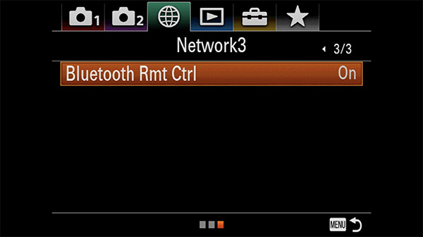 sony rmt-p1bt setup guide step 3