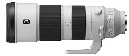 Sony FE 200-600mm F5.6-6.3 G