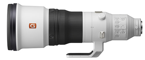 Sony FE 600mm F4 GM OSS (SEL600F40GM) Lens
