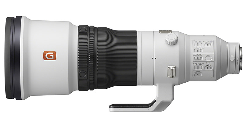Sony FE 600mm F4 GM OSS Lens Availability