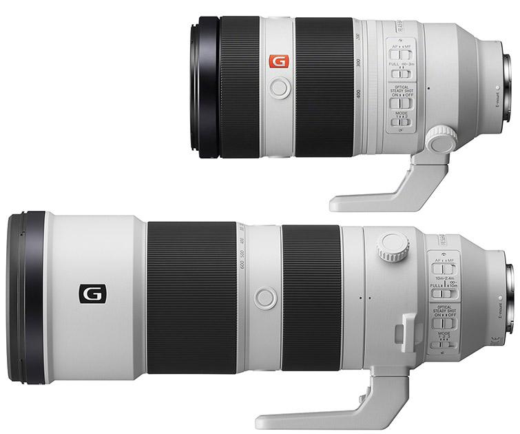 Sony FE 200-600mm F5.6-6.3 G vs FE 100-400 F4.5-5.6 GM Comparison