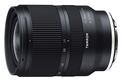 Tamron 17-28mm F2.8 Availability