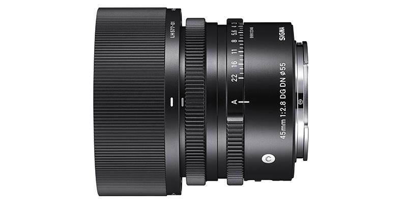 Sigma-45mm-F2-8-DG-DN