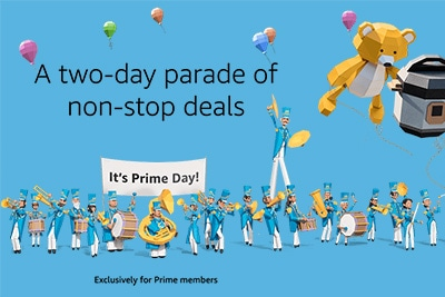 Amazon UK Prime Day 2019 Sony Deals