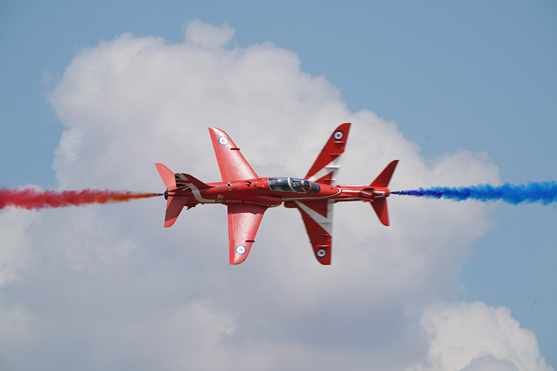 Red Arrows Gypo pass