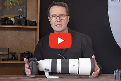 Sony 200-600 Review