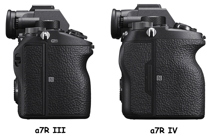 Sony a7R III vs a7R IV - 15 Key Differences Compared