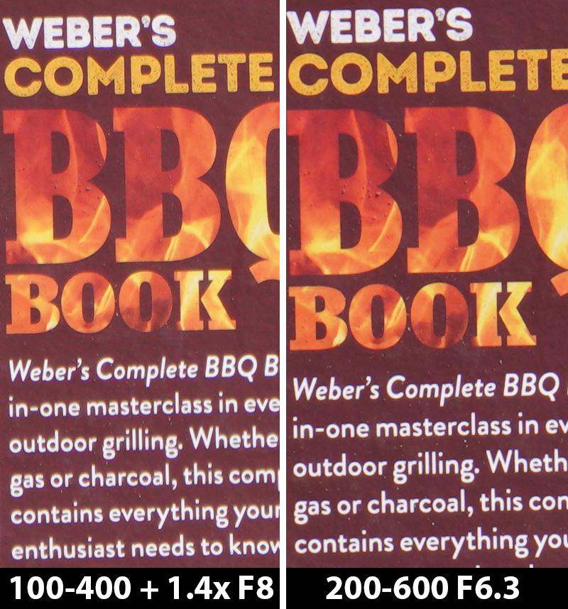 560mm vs 600mm comparison bbq book