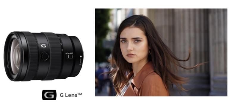 E 16-55mm F2.8 G (SEL1655G) Lens