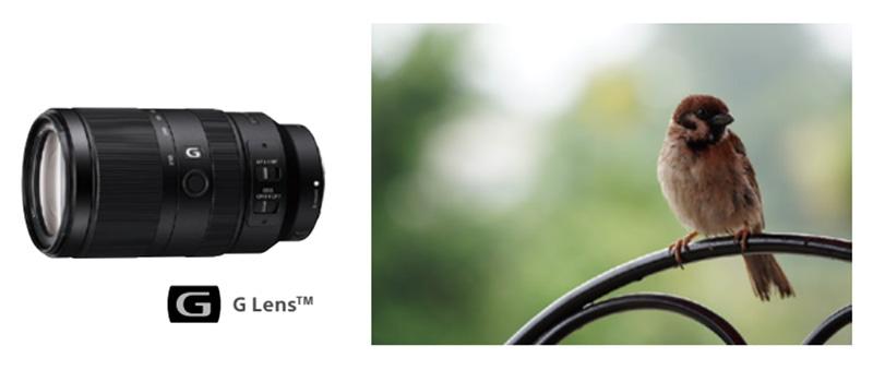 E 70-350mm F4.5-6.3 G OSS (SEL70350G) Lens