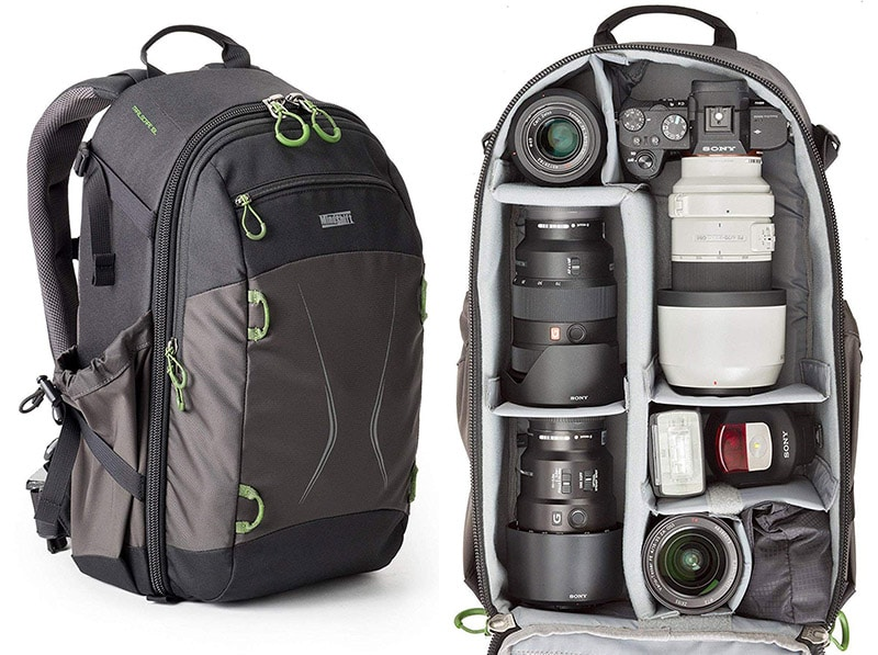 MindShift Gear TrailScape 18L Backpack Sony a7R IV