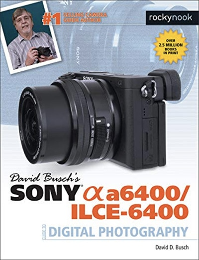 sony a6400 guide book