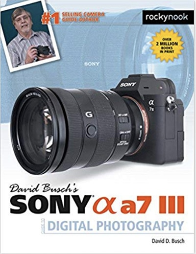 sony a7iii guide book
