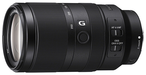 Sony E 70-350mm F4.5-6.3 G OSS (SEL70350G)