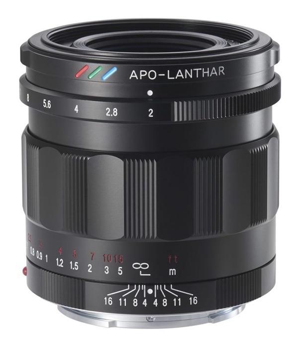 Voigtlander 50mm F2 APO-Lanthar E-mount Lens