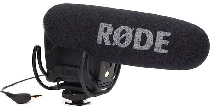 rode video mic pro sony a7r iv