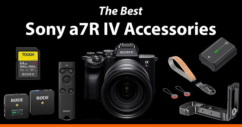 Sony a7R IV Accessories