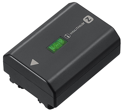 Sony NP-FZ100 Battery for a7R IV