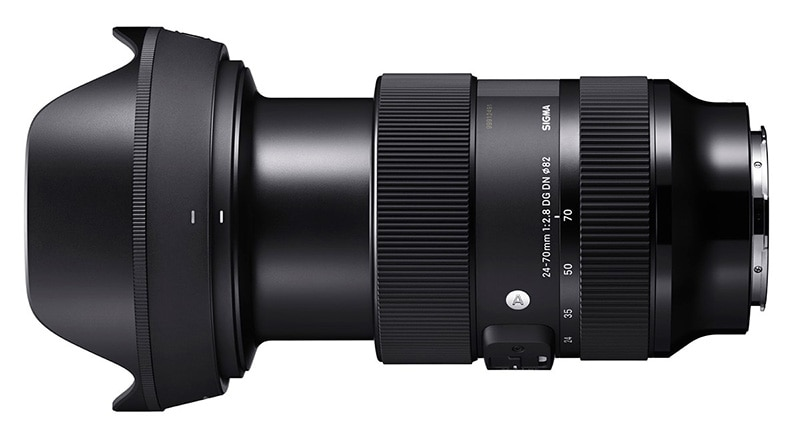 Sigma 24-70mm F2.8 DG DN Art  Extended View