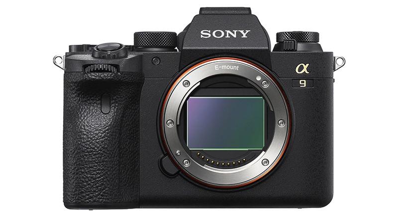 Sony a9II Adobe Lightroom RAW Support