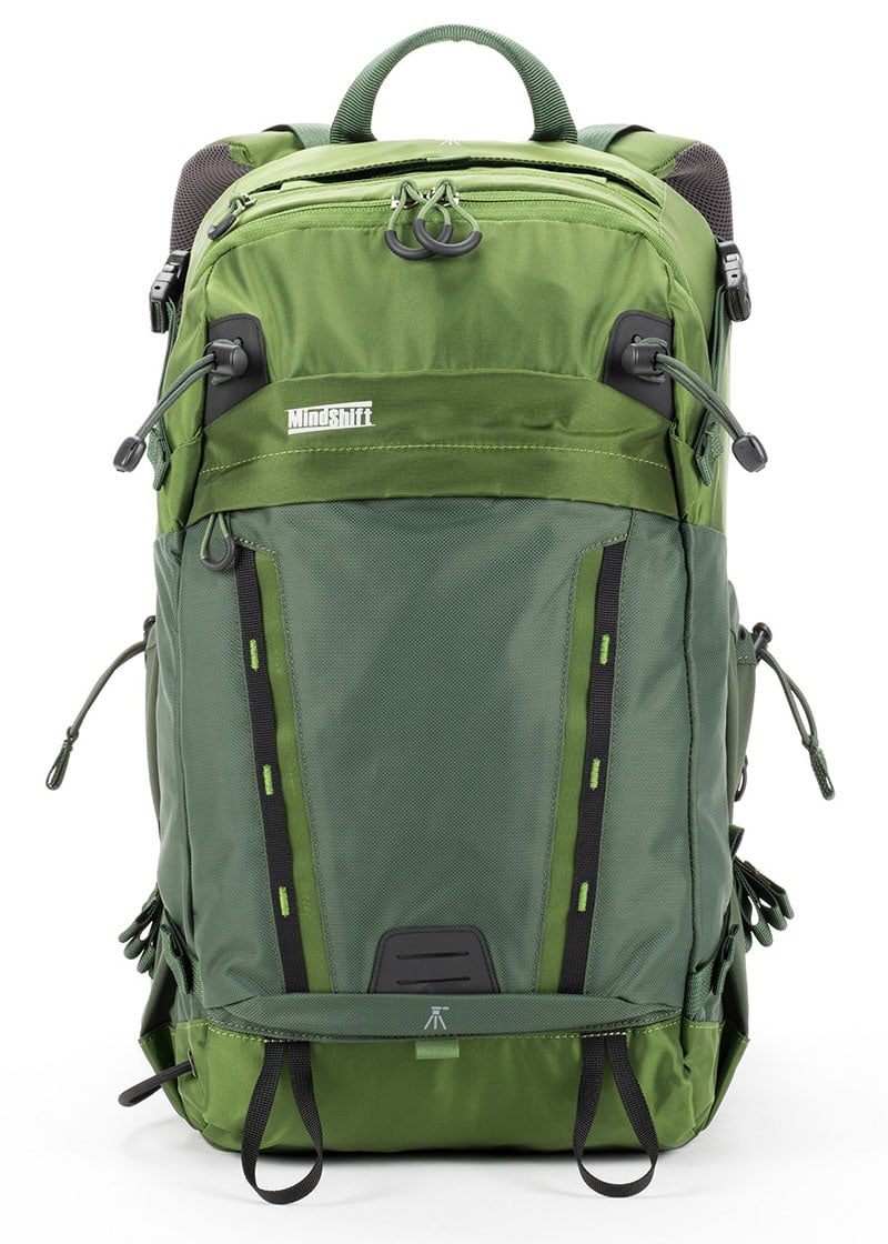 MindShift Backlight 18L Front Green