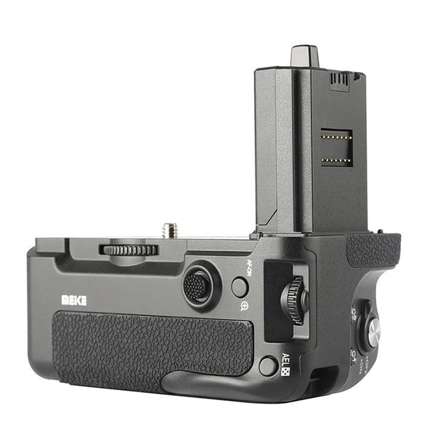 Meike MK-A7R-IV Pro Battery Grip Rear